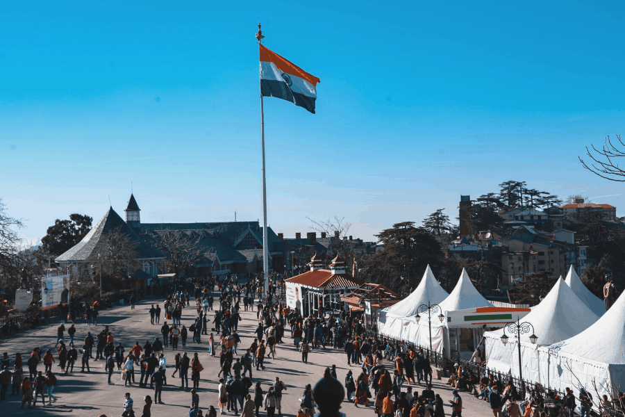 best tourist places in shimla