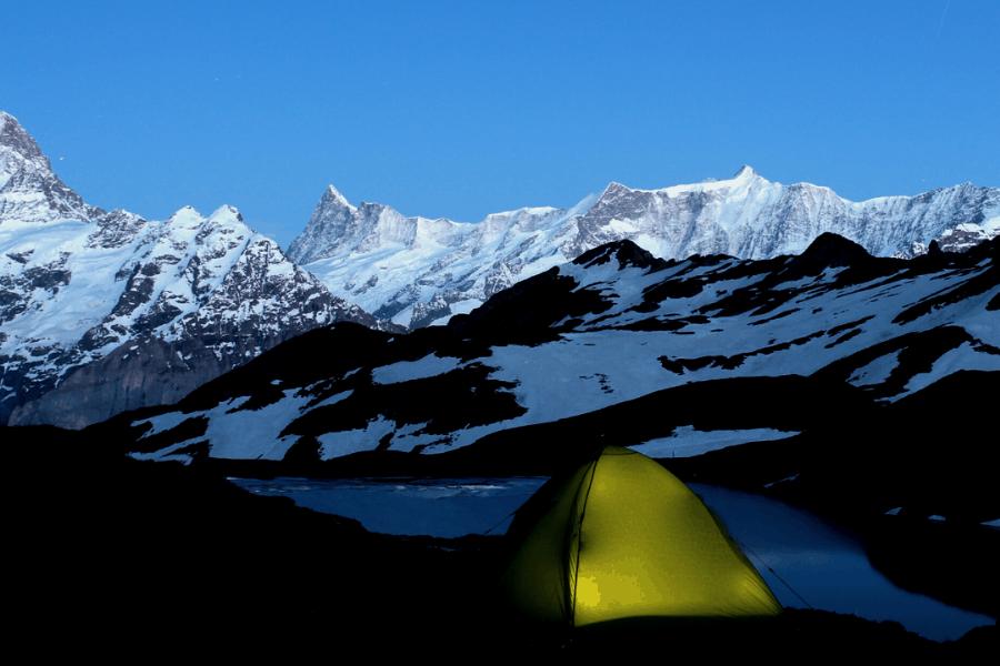 top adventure places in india