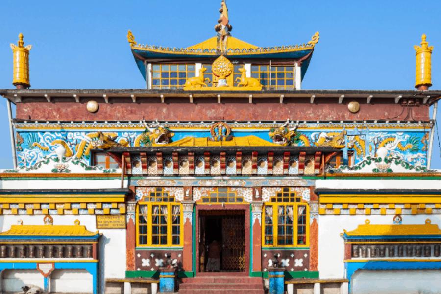 top tourist places in darjeeling